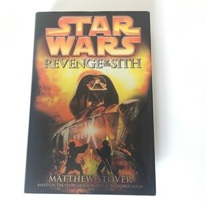 Star Wars Revenge of The Sith Hardcover Book